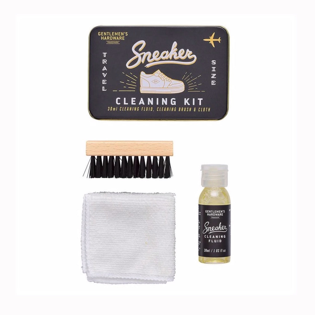 Sneaker Cleaning Travel Size Kit
