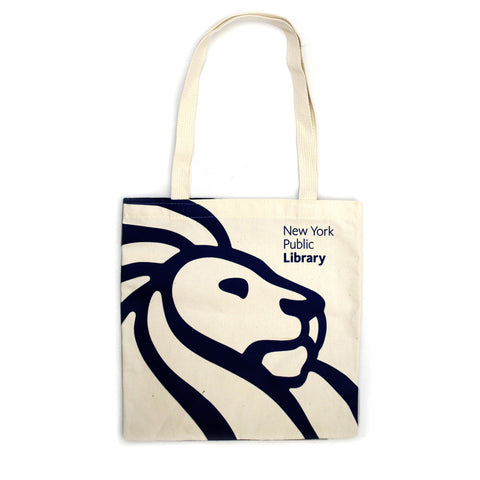 NYPL Michelangelo Tote Bag - The New York Public Library Shop