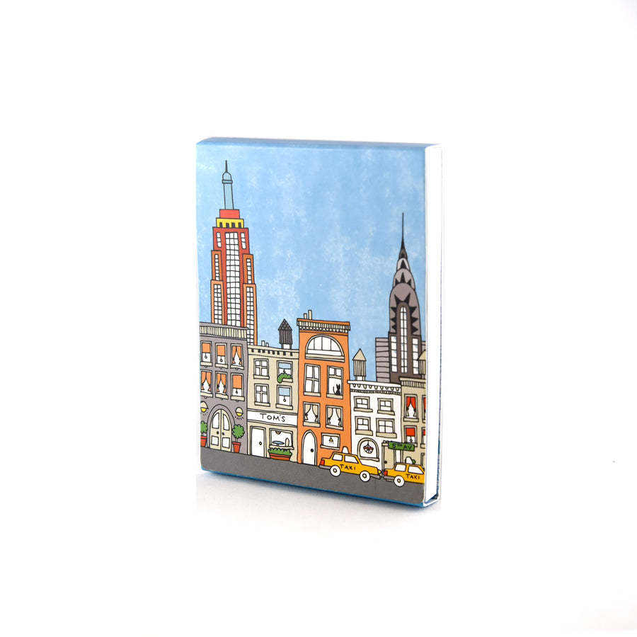 Big City New York Pocket Notepad