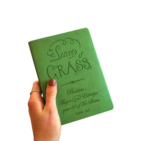 Leaves of Grass Journal