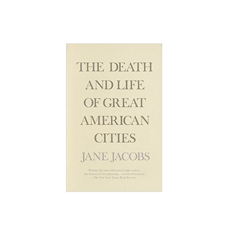 The Life and Death of Great American Cities - The New York Public Library Shop