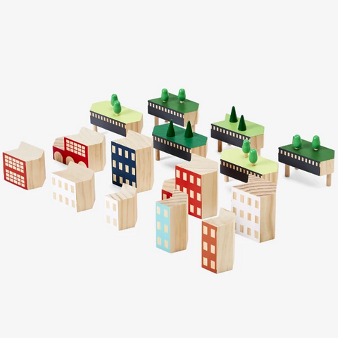 Blockitecture® New York City | Greenway - The New York Public Library Shop