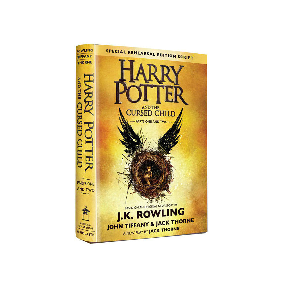 Harry Potter and the Cursed Child Book - The New York Public Library Shop