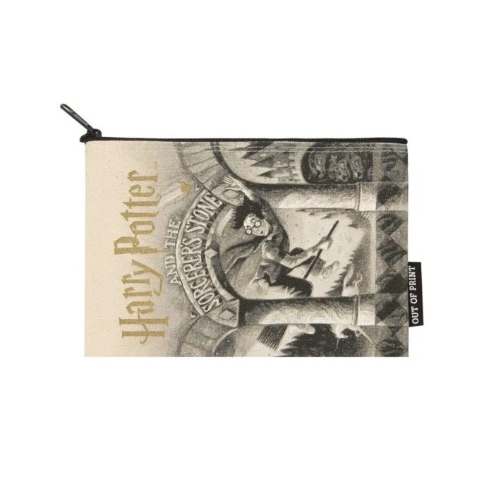Harry Potter and the Sorcerer's Stone Pouch - The New York Public Library Shop
