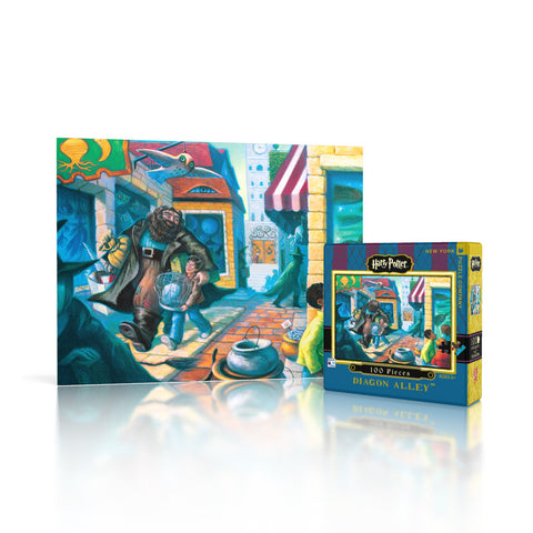 Diagon Alley Mini Harry Potter Puzzle