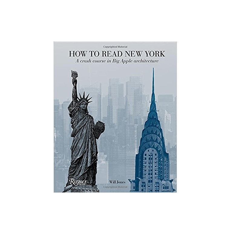 How To Read New York - The New York Public Library Shop