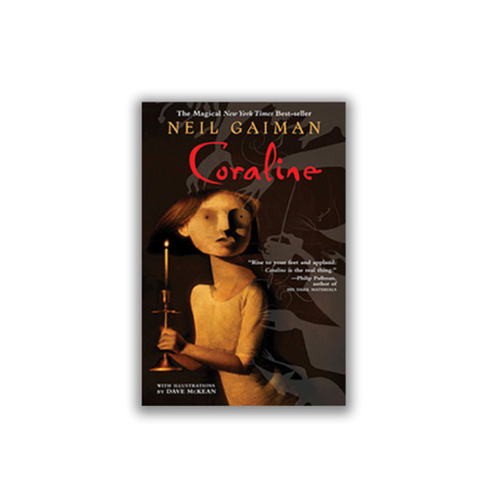 Coraline - The New York Public Library Shop
