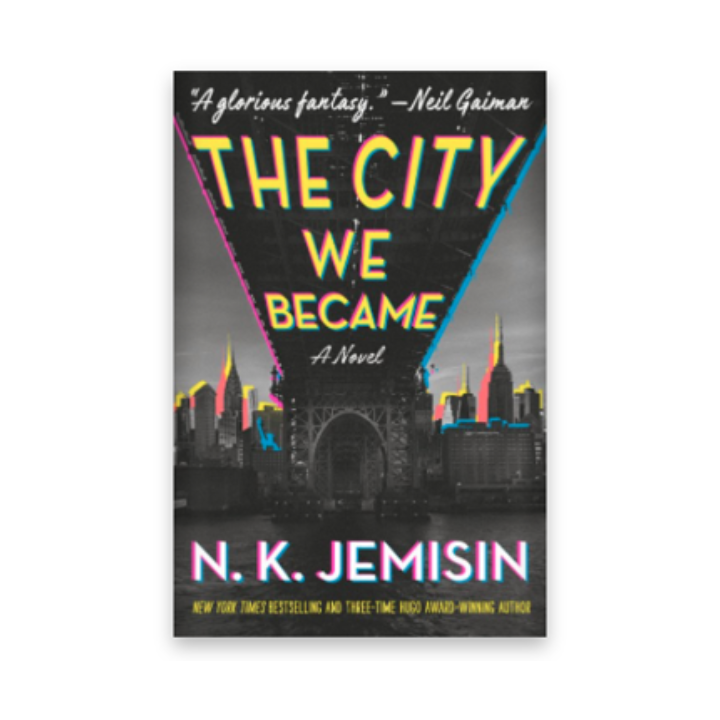 The City We Became - The New York Public Library Shop
