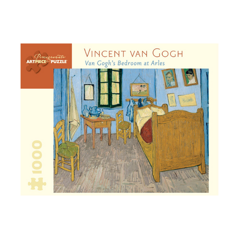 Van Gogh's Bedroom at Arles Puzzle - The New York Public Library Shop