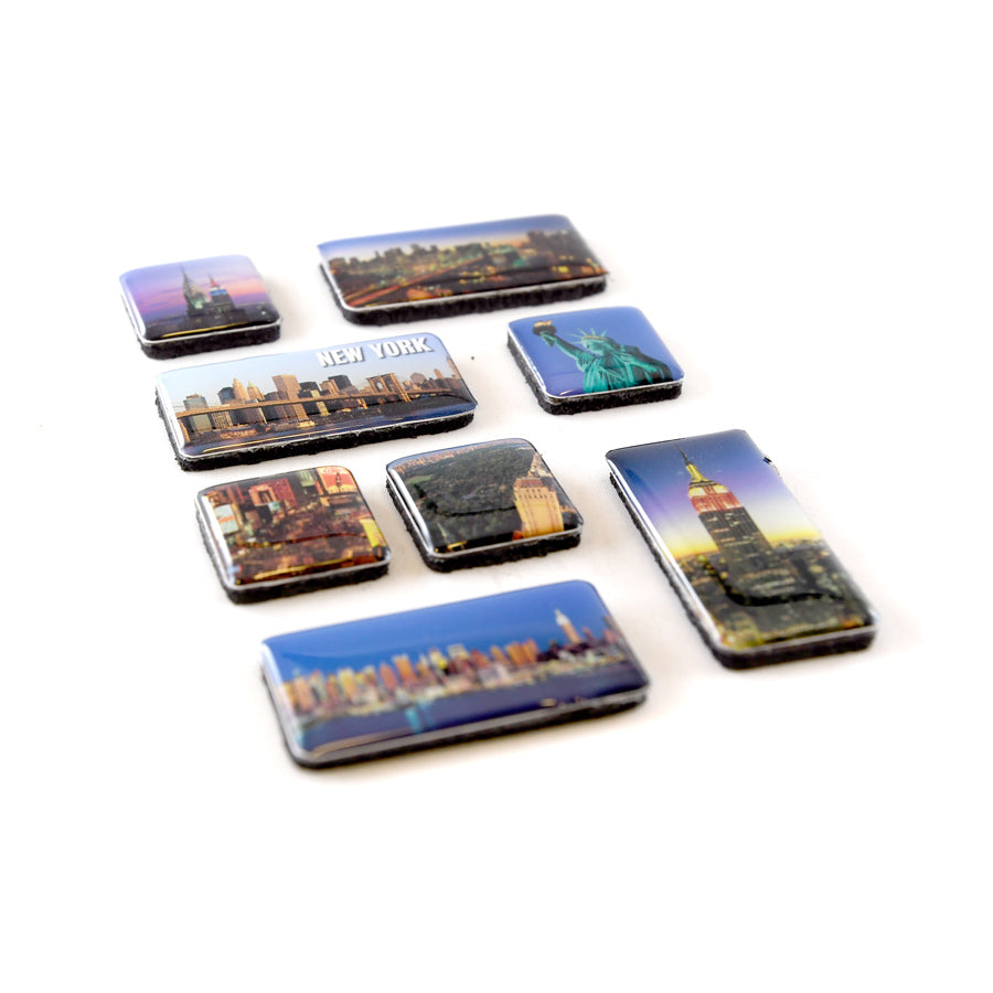 Photos of NYC Mini Magnet Set