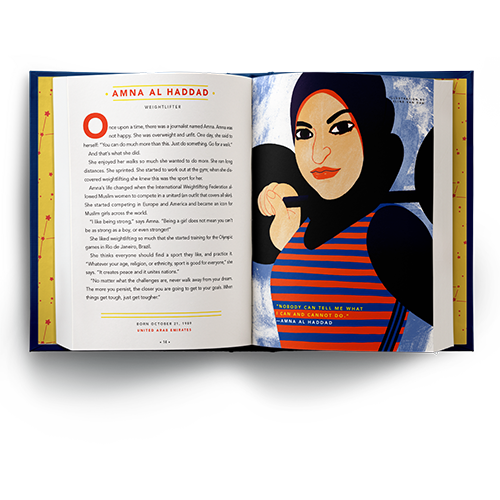 Good Night Stories for Rebel Girls - The New York Public Library Shop