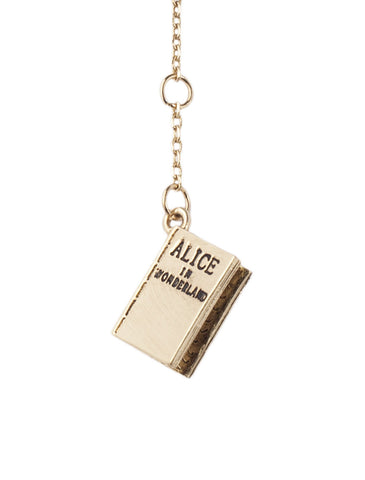 Falling Alice Necklace