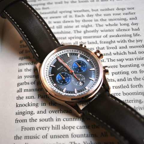 Nautical Chronograph 42mm Watch
