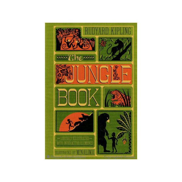 Jungle Book Deluxe - The New York Public Library Shop
