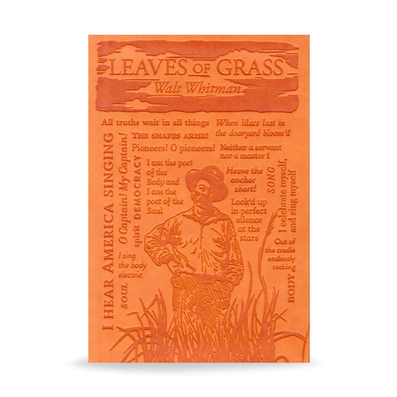 Leaves of Grass (Word Cloud Classics) - The New York Public Library Shop
