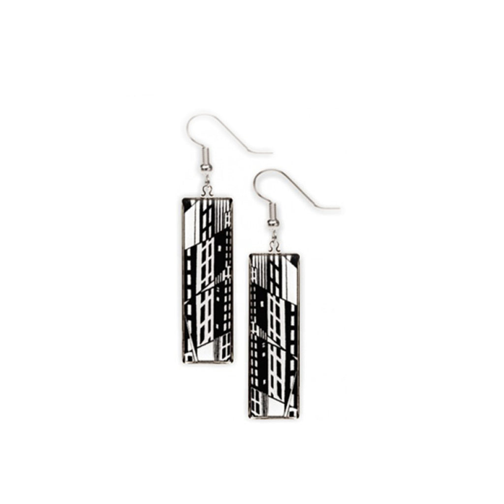 Manhattan Earrings - The New York Public Library Shop