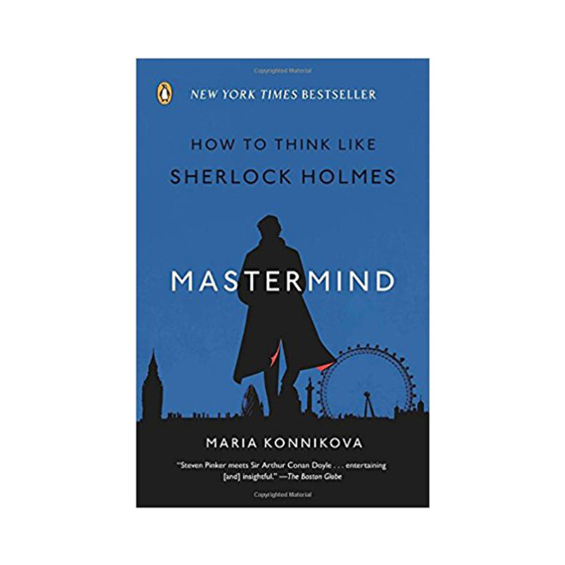Mastermind: How to Think like Sherlock Holmes - The New York Public Library Shop