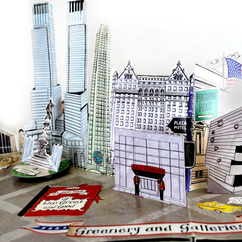 New York City Pop Up Book - The New York Public Library Shop