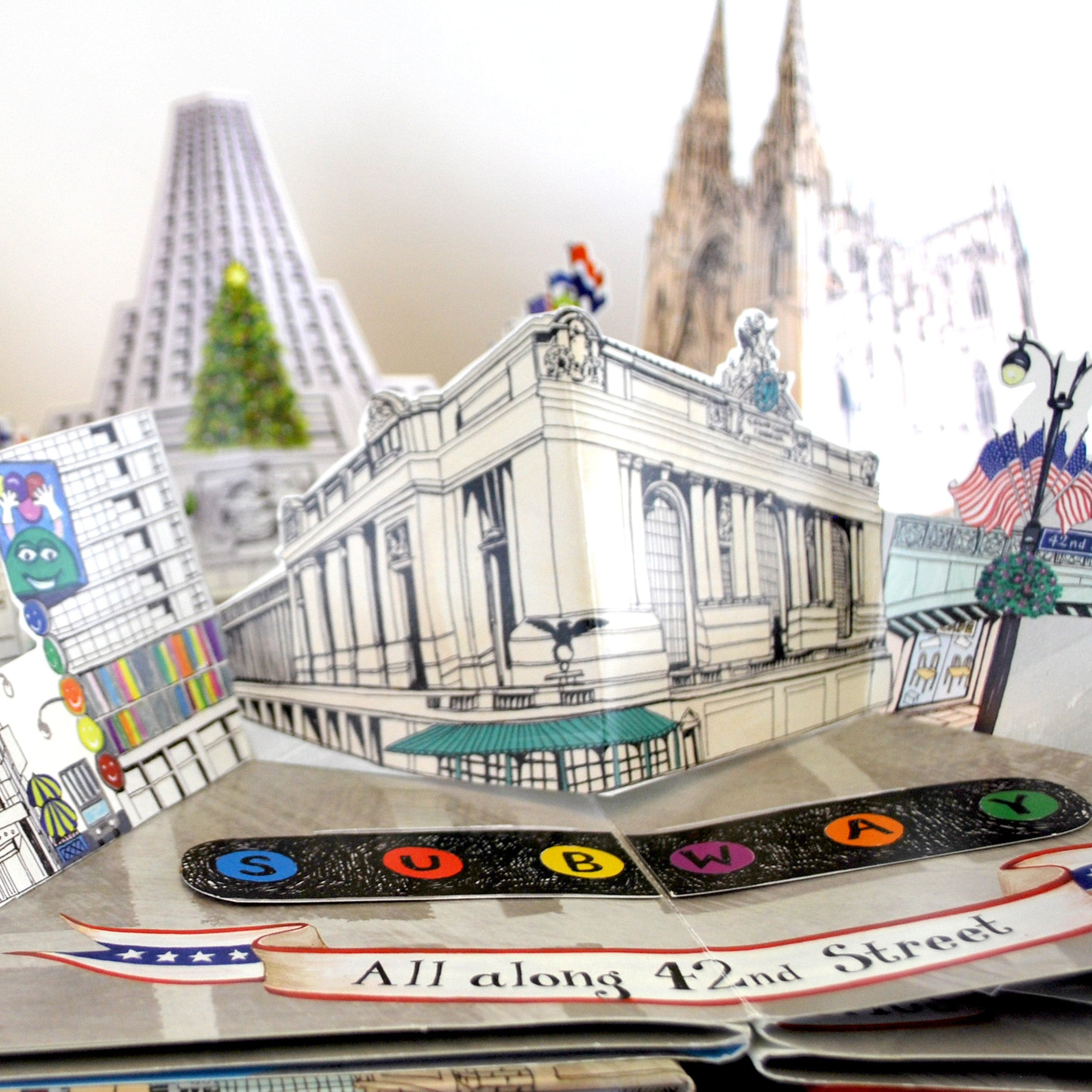 New York City Pop Up Book – The New York Public Library Shop
