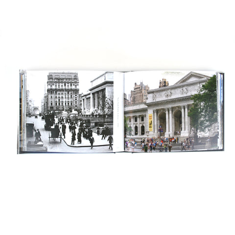New York Then and Now: People and Places - The New York Public Library Shop