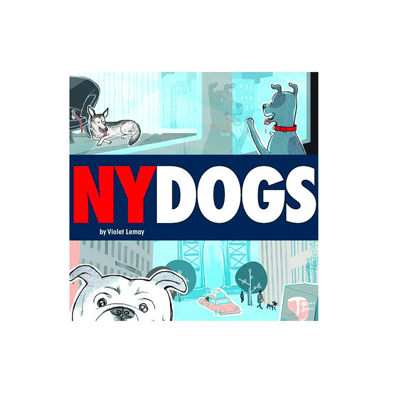 NY Dogs - The New York Public Library Shop