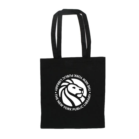 NYPL We Should All Be Feminists Tote Bag - The New York Public Library Shop