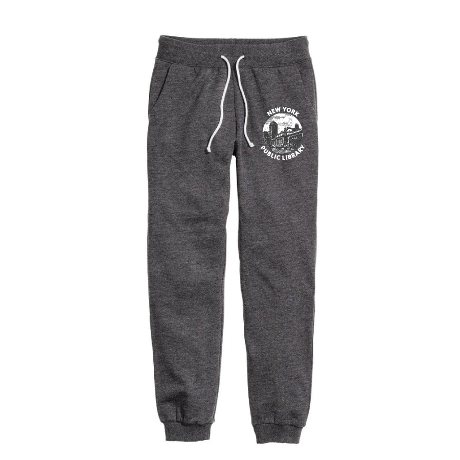 NYPL Library Building Jogger Sweatpants