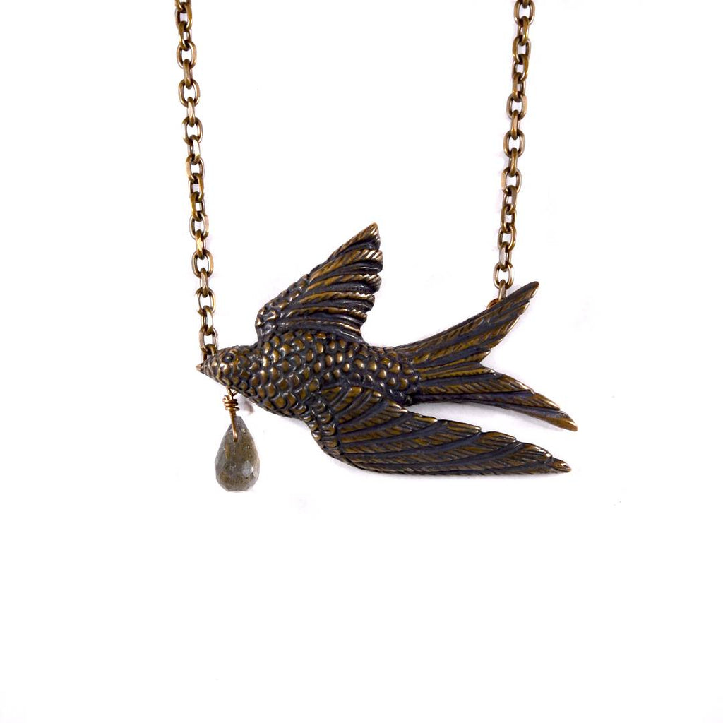Bird Necklace