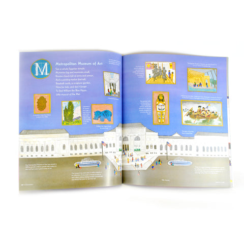 New York, New York! The Big Apple from A to Z - The New York Public Library Shop