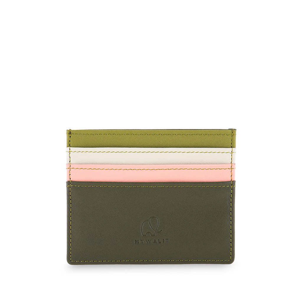 Credit Card Holder: Olive Mywalit