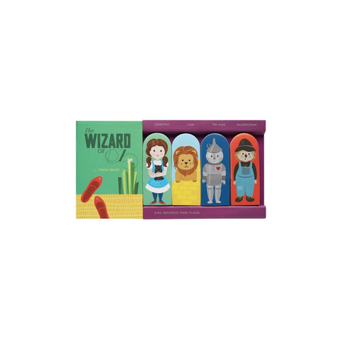 Wizard of Oz Page Flags