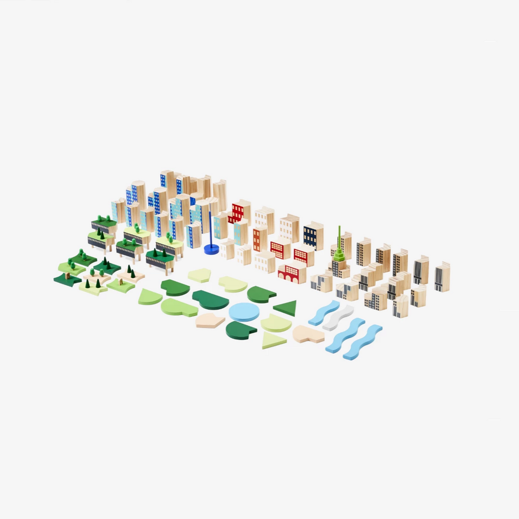 Blockitecture® New York City | Big Apple - The New York Public Library Shop