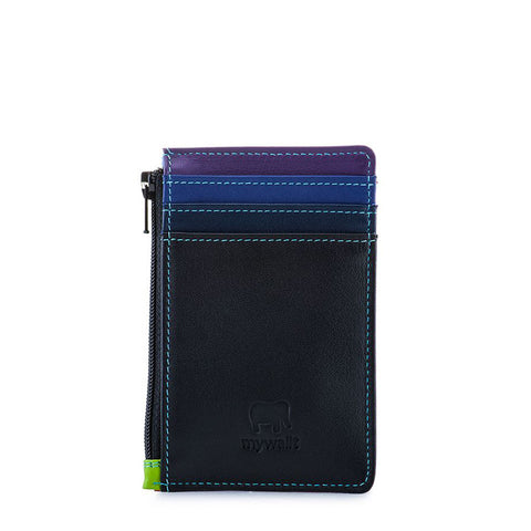 Credit Card Holder with Zipper: Pace Mywalit