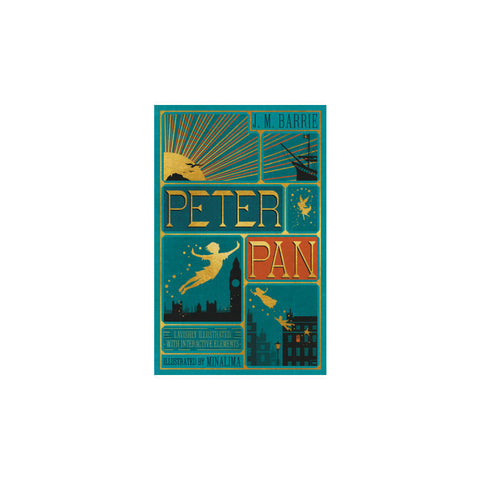 Peter Pan Deluxe - The New York Public Library Shop