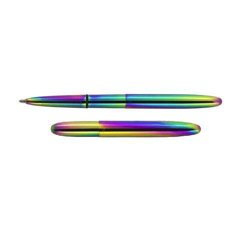 Rainbow Bullet Fisher Space Pen