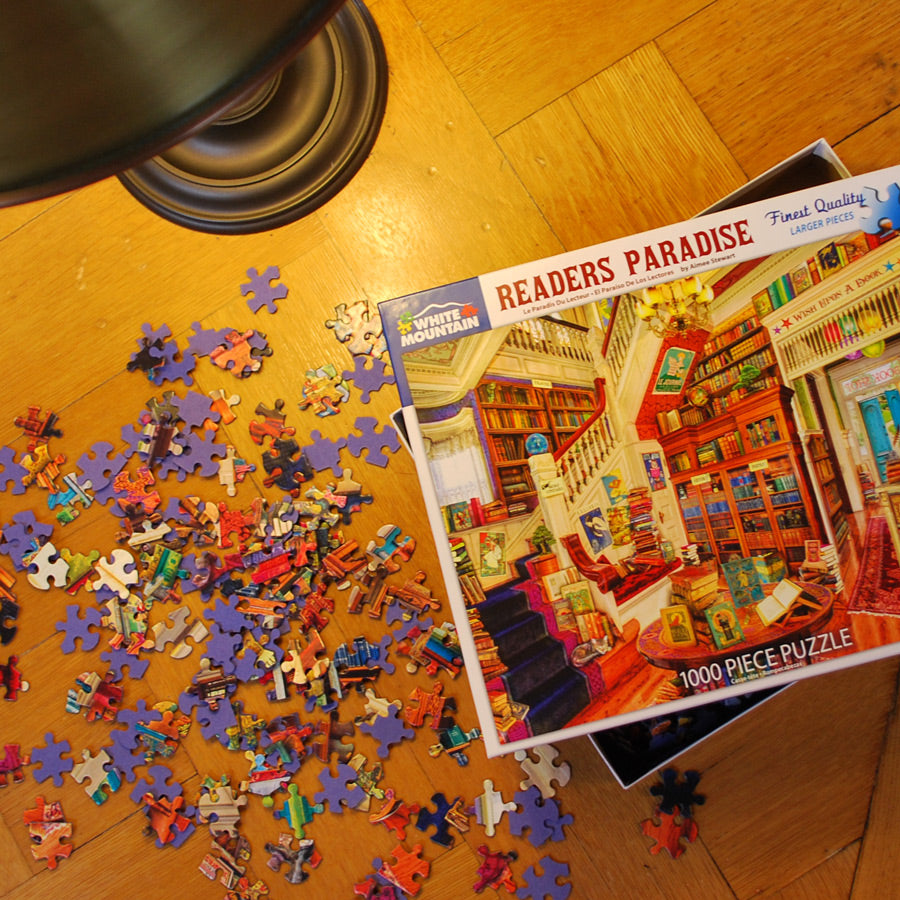Readers Paradise Puzzle