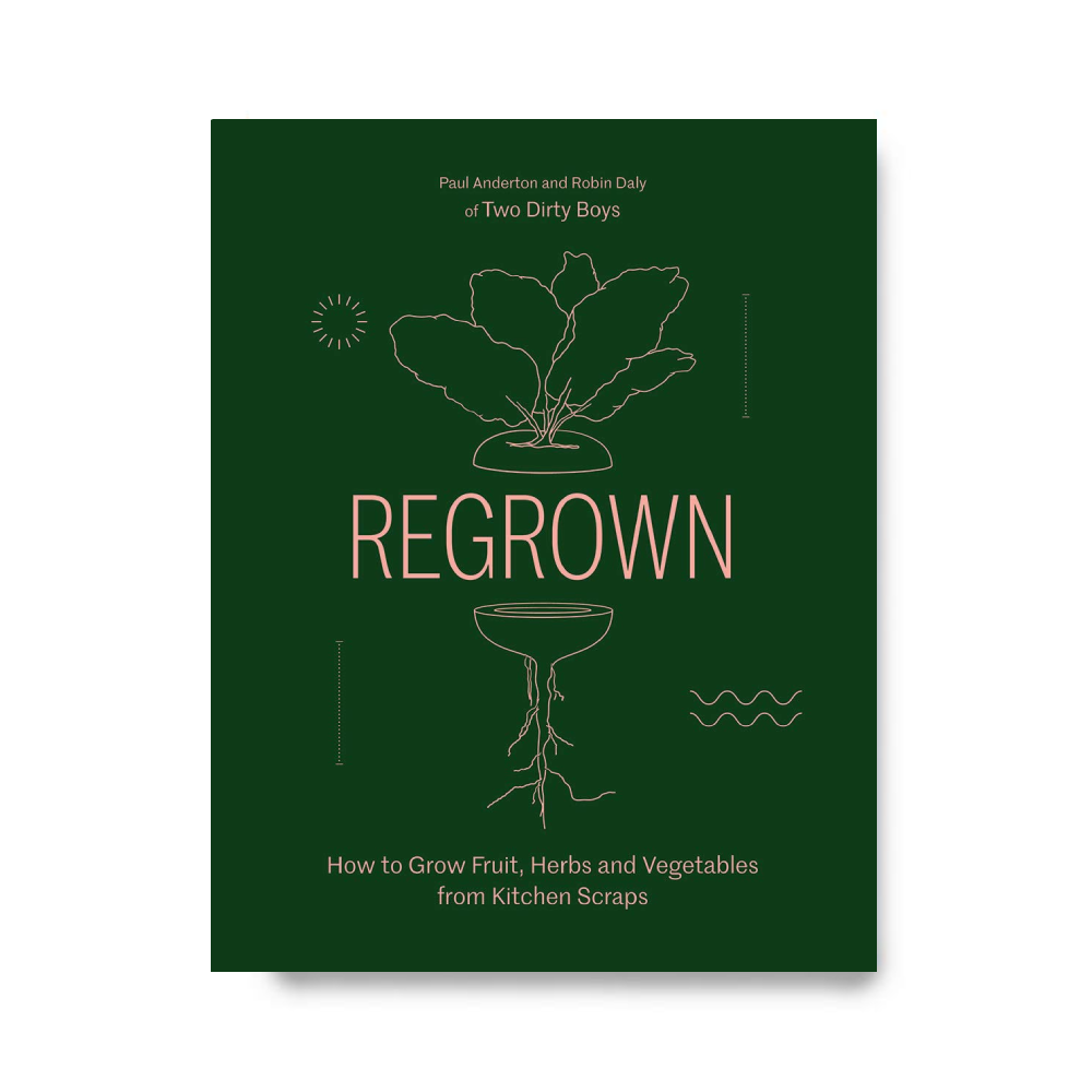 Regrown: How to Grow a Garden on Your Windowsill