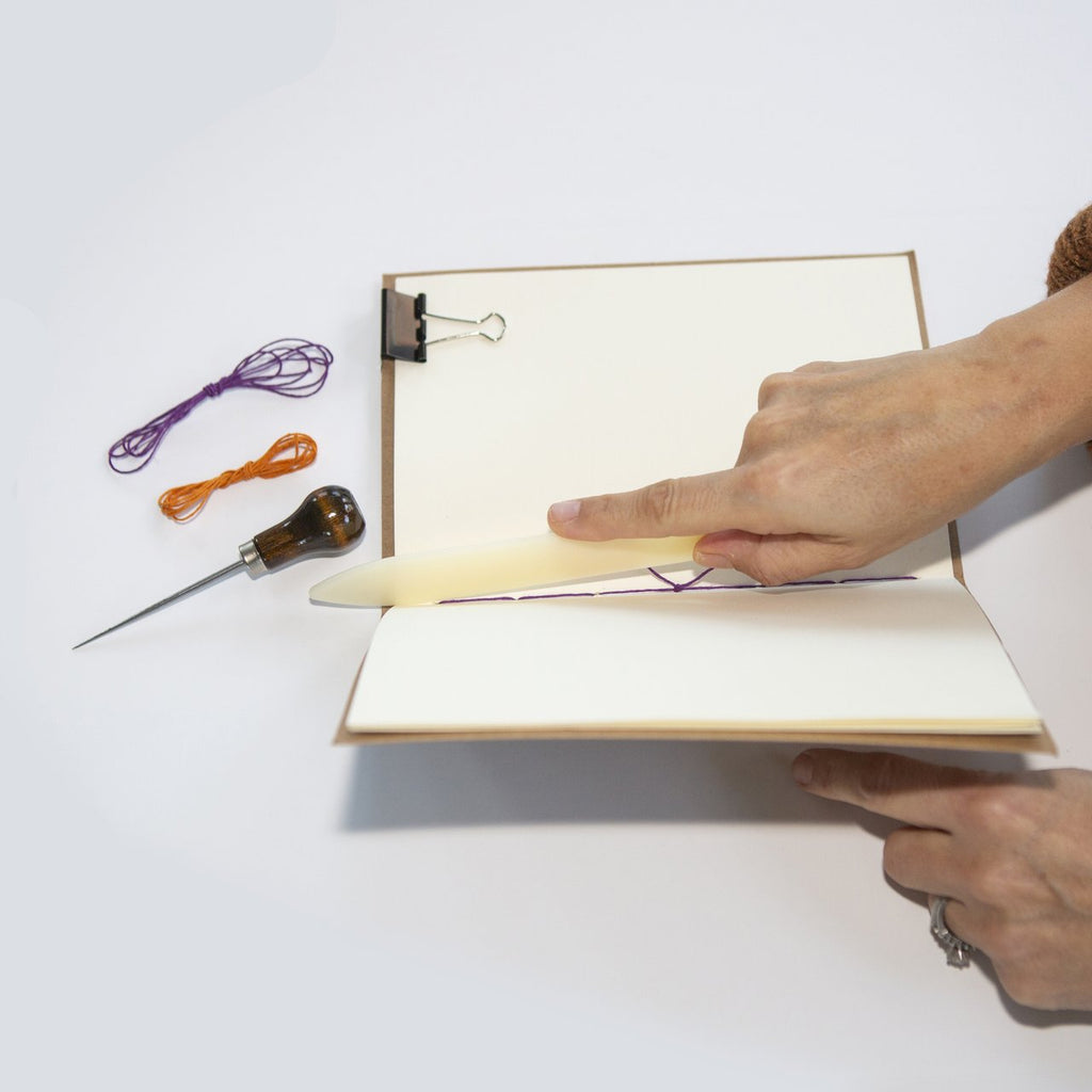 DIY Japanese Book Binding Kit