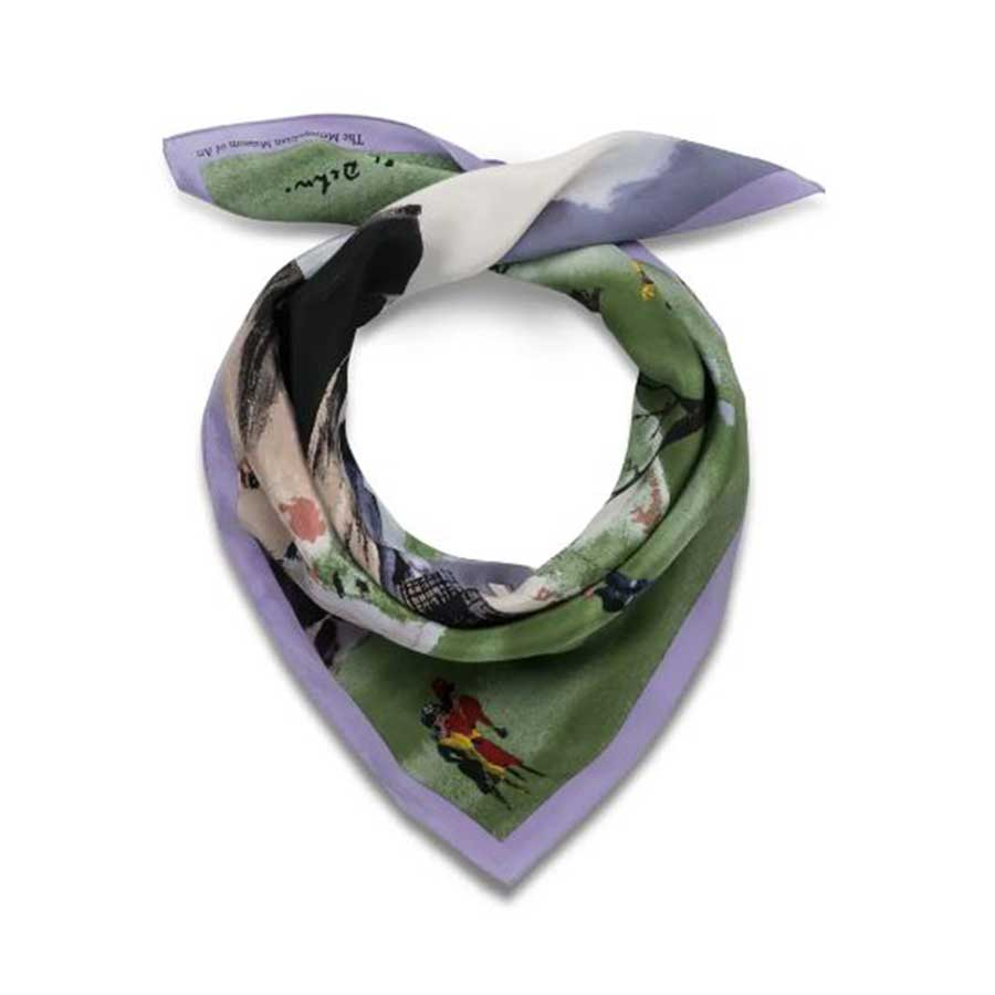Spring in Central Park Scarf - The New York Public Library Shop