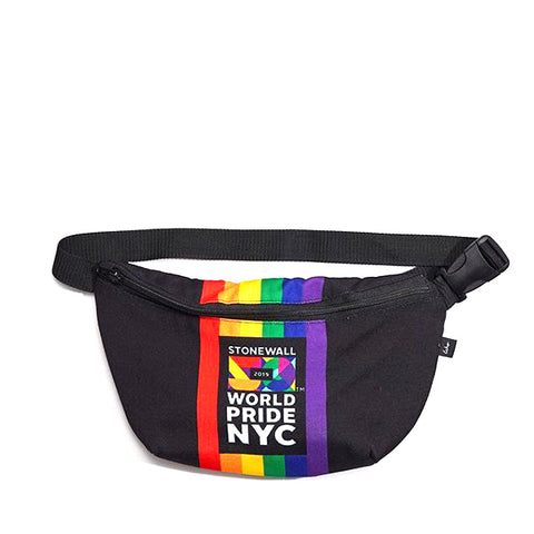 Black World Pride NYC Fanny Pack