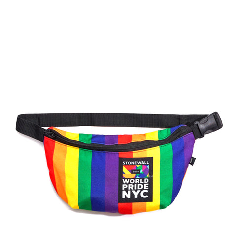 Rainbow World Pride NYC Fanny Pack