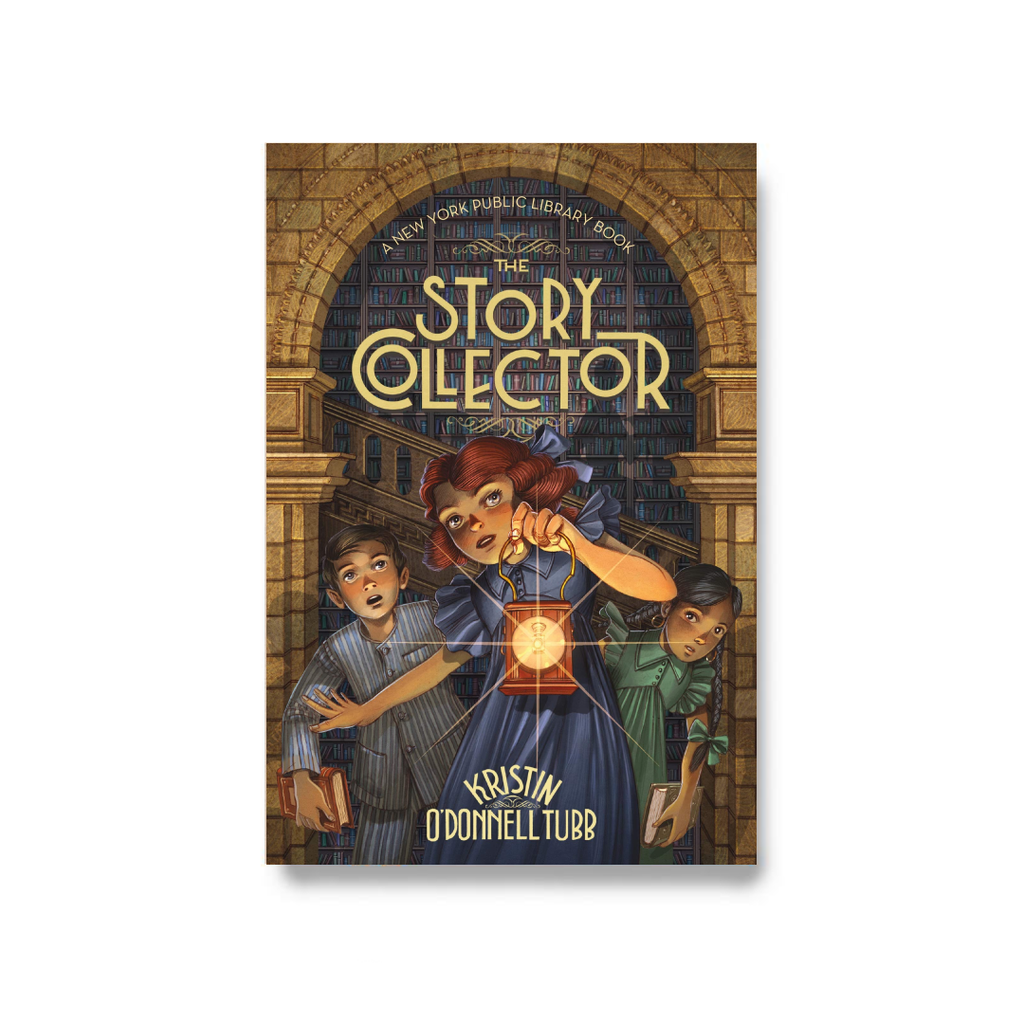 The Story Collector: A New York Public Library Book (Paperback)