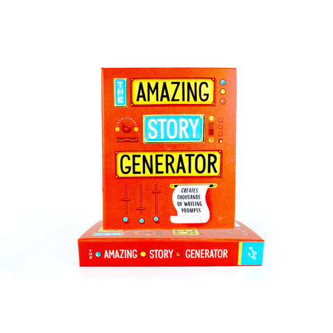 Amazing Story Generator - The New York Public Library Shop