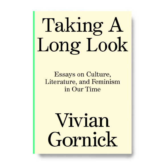 Taking a Long Look: Essays on Culture, Literature and Feminism in Our Time