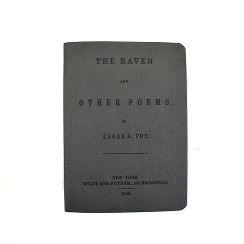 The Raven and Other Poems Journal