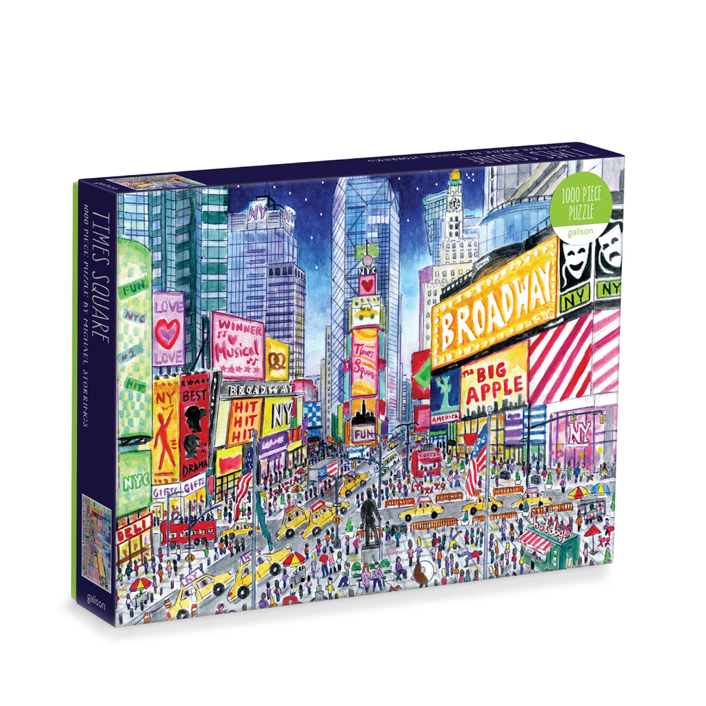 Times Square Puzzle