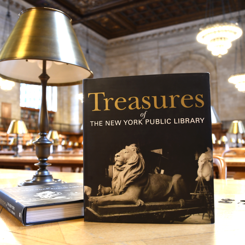 Treasures of The New York Public Library