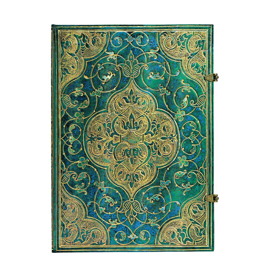 Turquoise Chronicles Journal