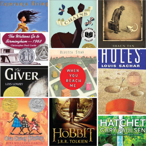 Upper Middle Grade Fiction Books