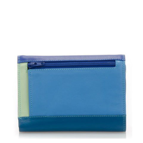Double Flap Purse / Wallet: Seascape Mywalit - The New York Public Library Shop